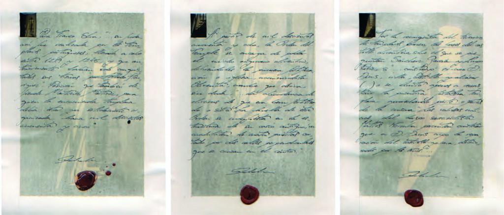 voyeur. carta a los herederos XI