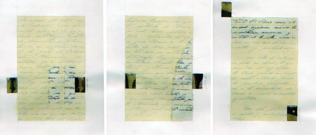 voyeur. carta a los herederos XII